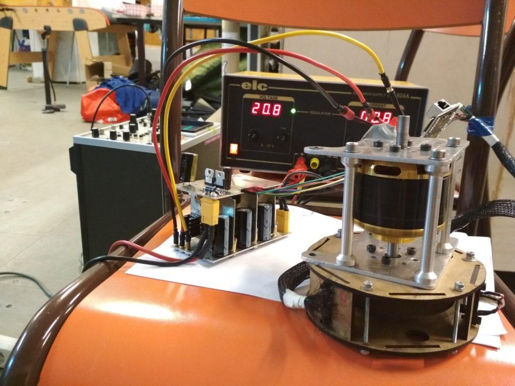 3 Phase Bldc Inverter Adrien Legrand Cnc Machine Wiring Schematic Img 20170620 205552