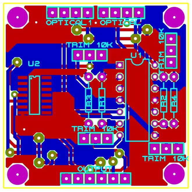 Filter PCB